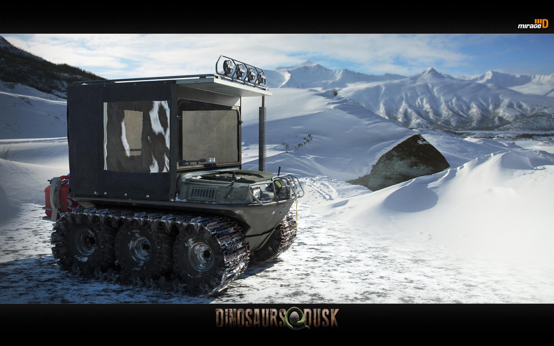 Dinosaurs@Dusk - Official Website Dinosaurs
